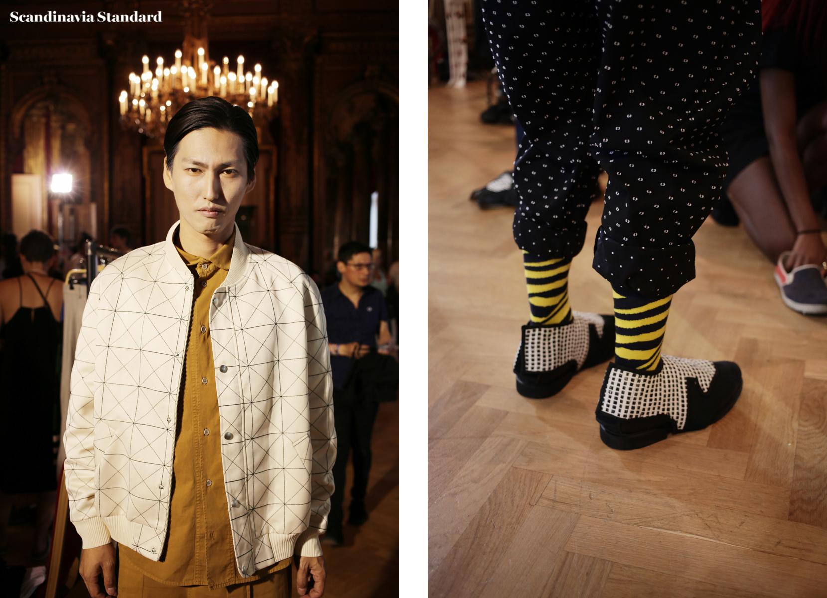 Henrik Vibskov SS17 Paris Fashion Week Men's - J56B3139
