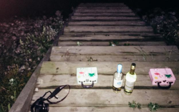 Lunchboxes & Wine on Peer - Cycling to Northside Festival Aarhus | Scandinavia Standard