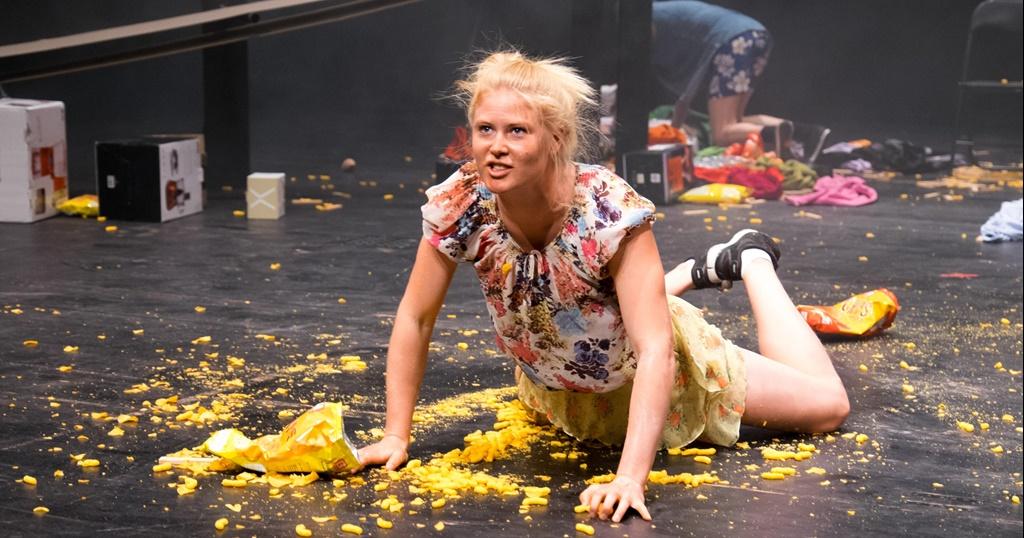 STOP BEiNG POOR - Copenhagen Stage - Theatre Play | Scandinavia Standard