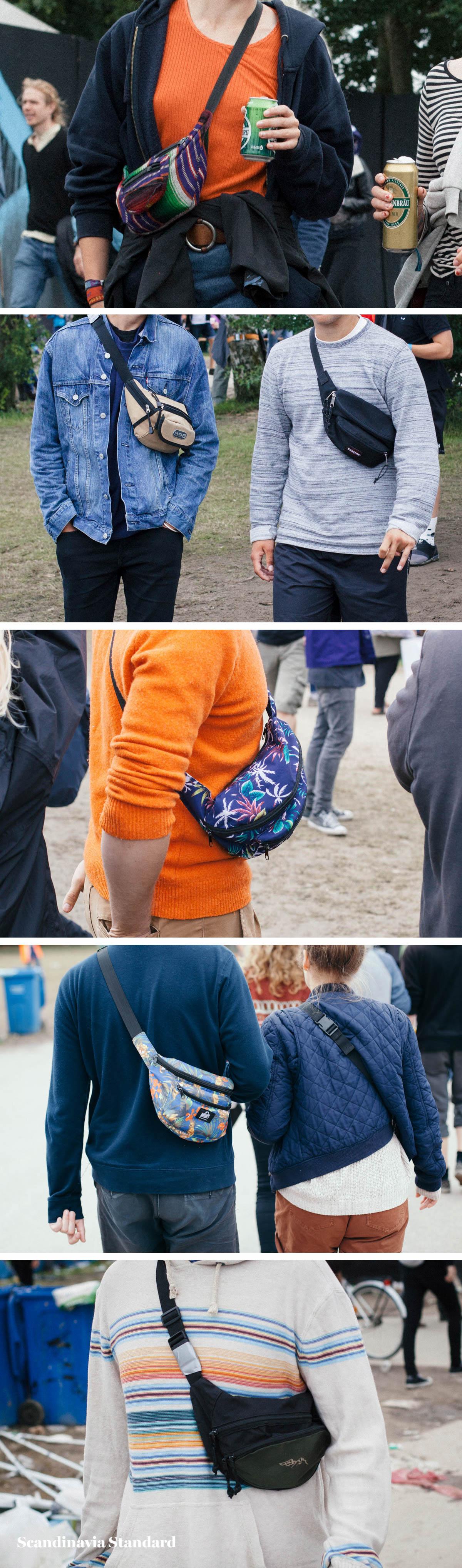 Bum Bags and Fanny Packs - Scandinavia Standard