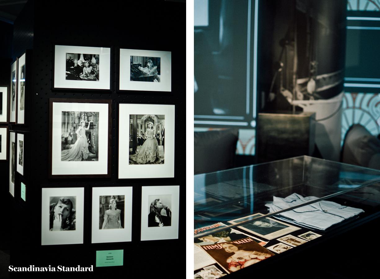 Fotografiska Greta Garbo Collage - ScandiSix Exhibitions I Scandinavia Standard