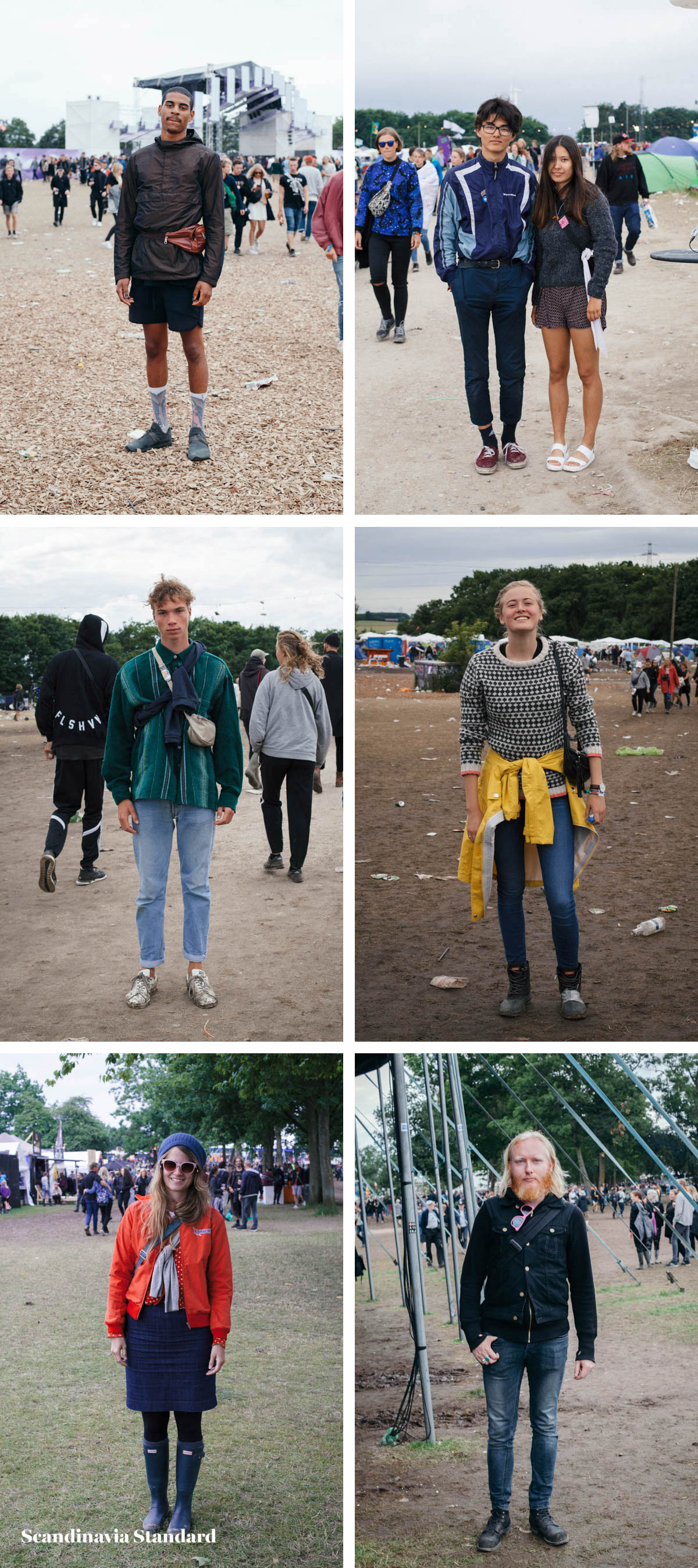 General Outfits - Scandinavia Standard