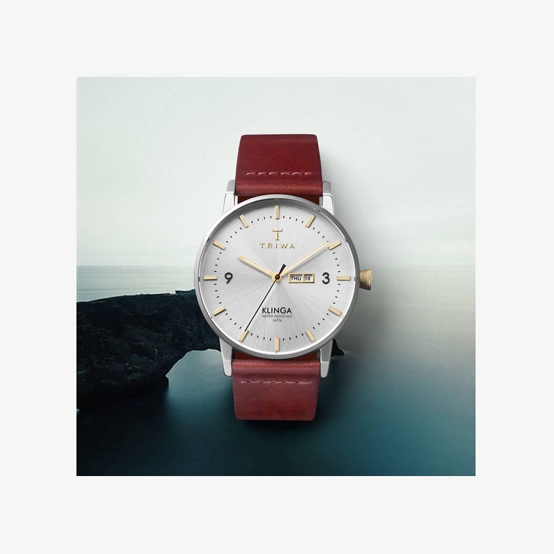 Gleam Klinga TRIWA Watch | Scandinavia Standard