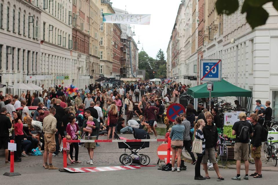 JÆGERSBORGGADE GADEFEST -  AUGUST 2016