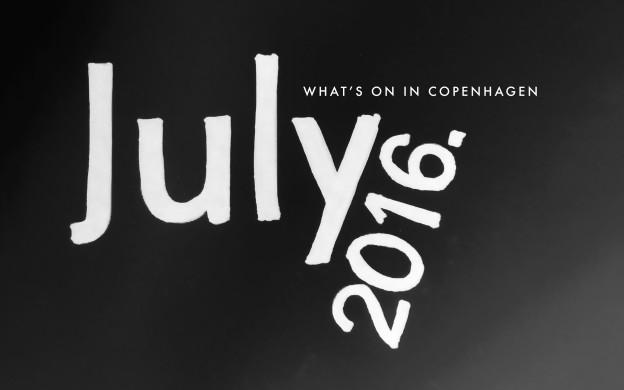 July Event Calendar - What's On | Scandinavia Standard