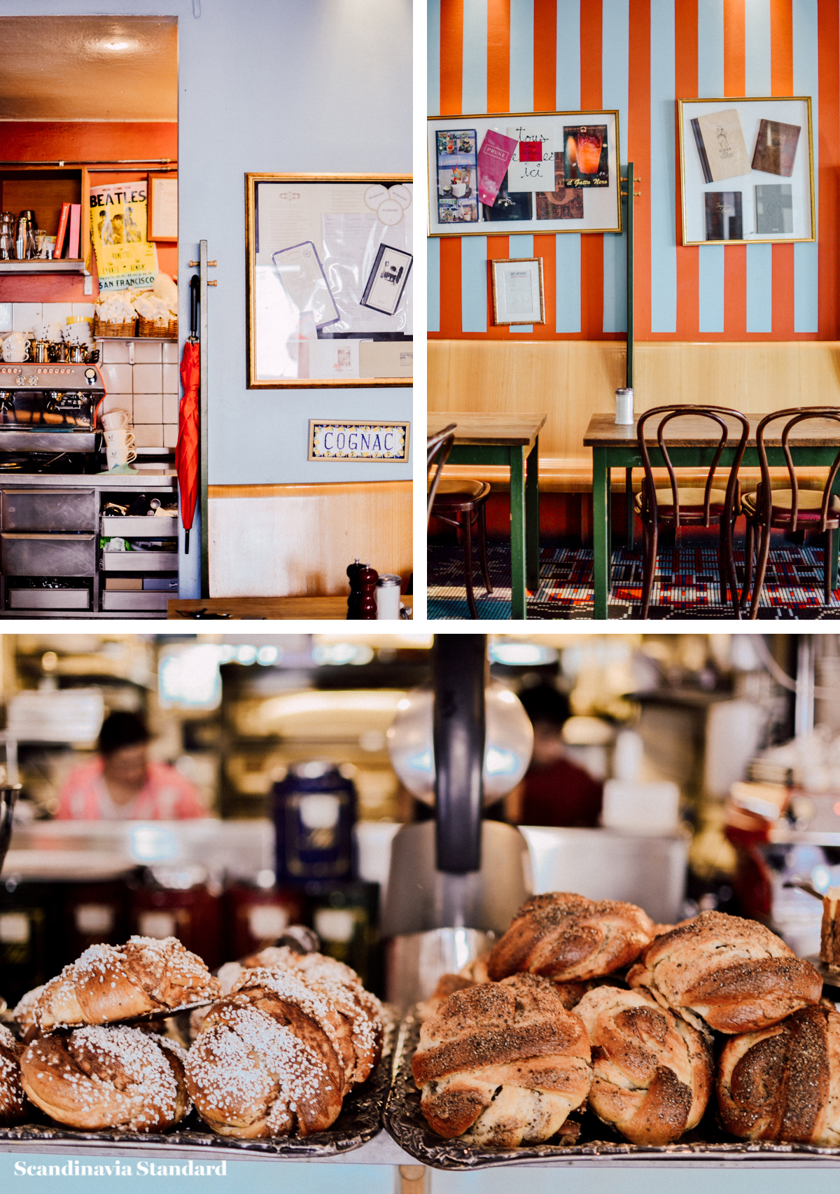 Knausgard Spots to Eat in Stockholm - Saturnus I Scandinavia Standard
