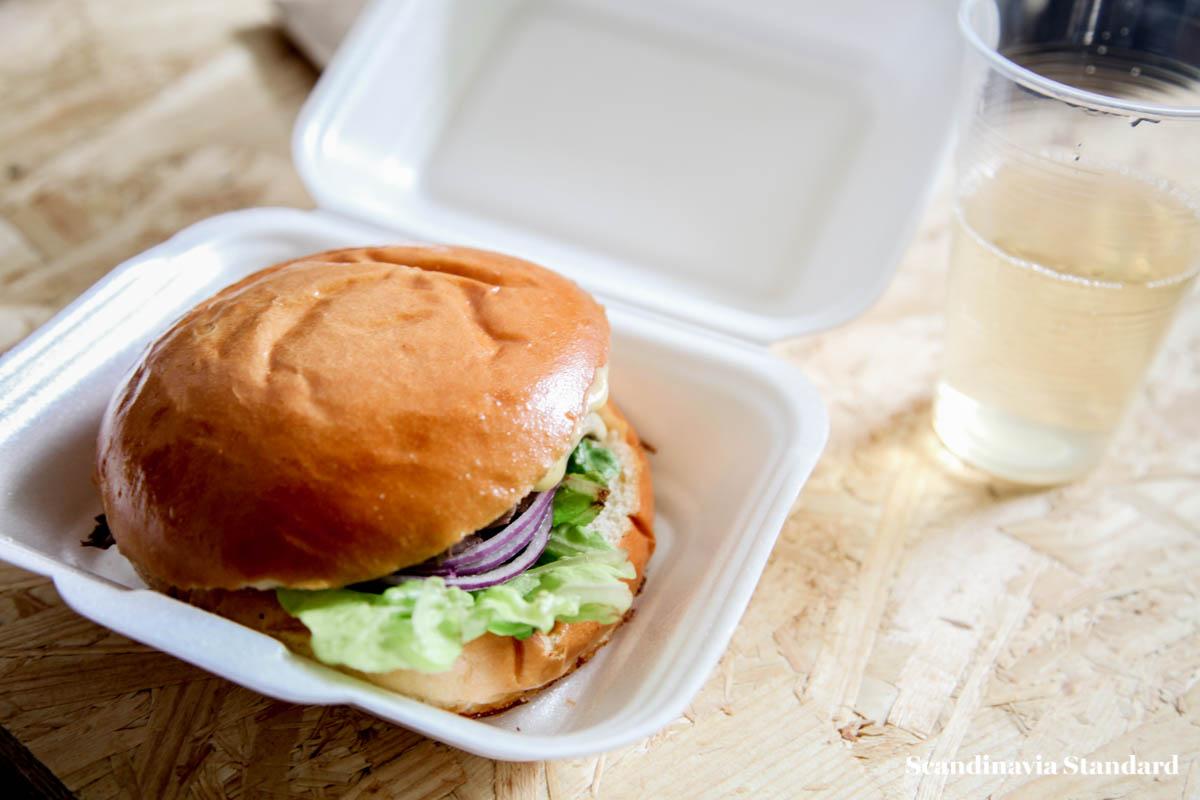 Madklubber Brioche Burger