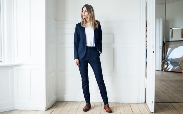 Maja Brix Only Suit You'll Ever Need   Scandinavia Standard