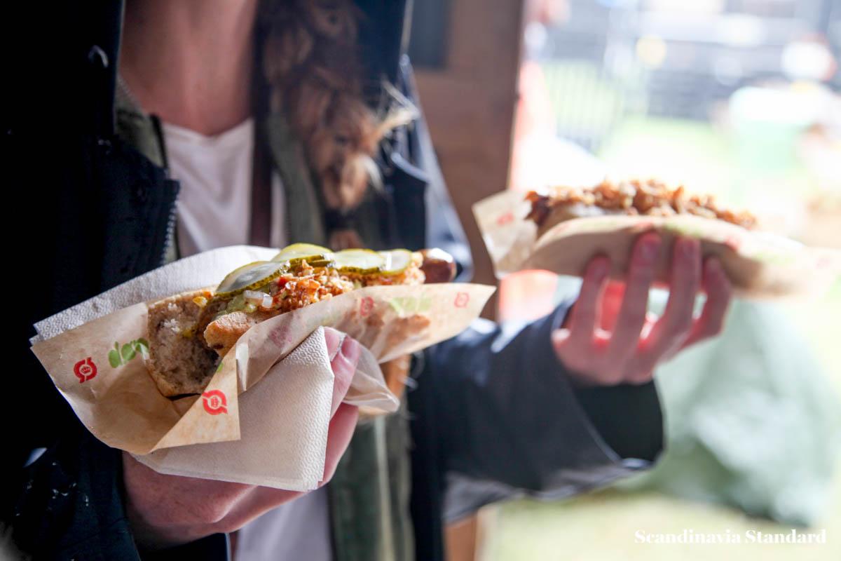 Organic Hotdogs