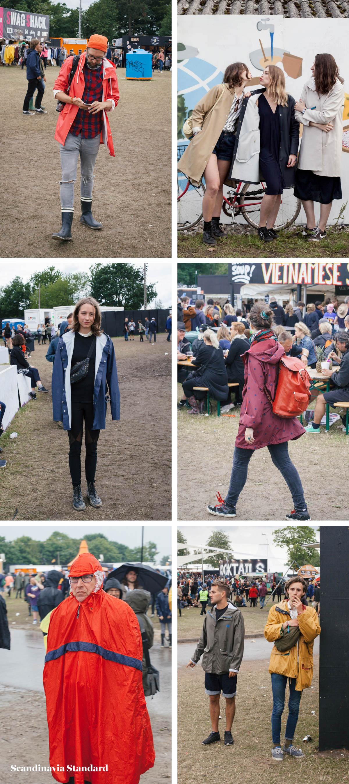 Raincoats - Scandinavia Standard