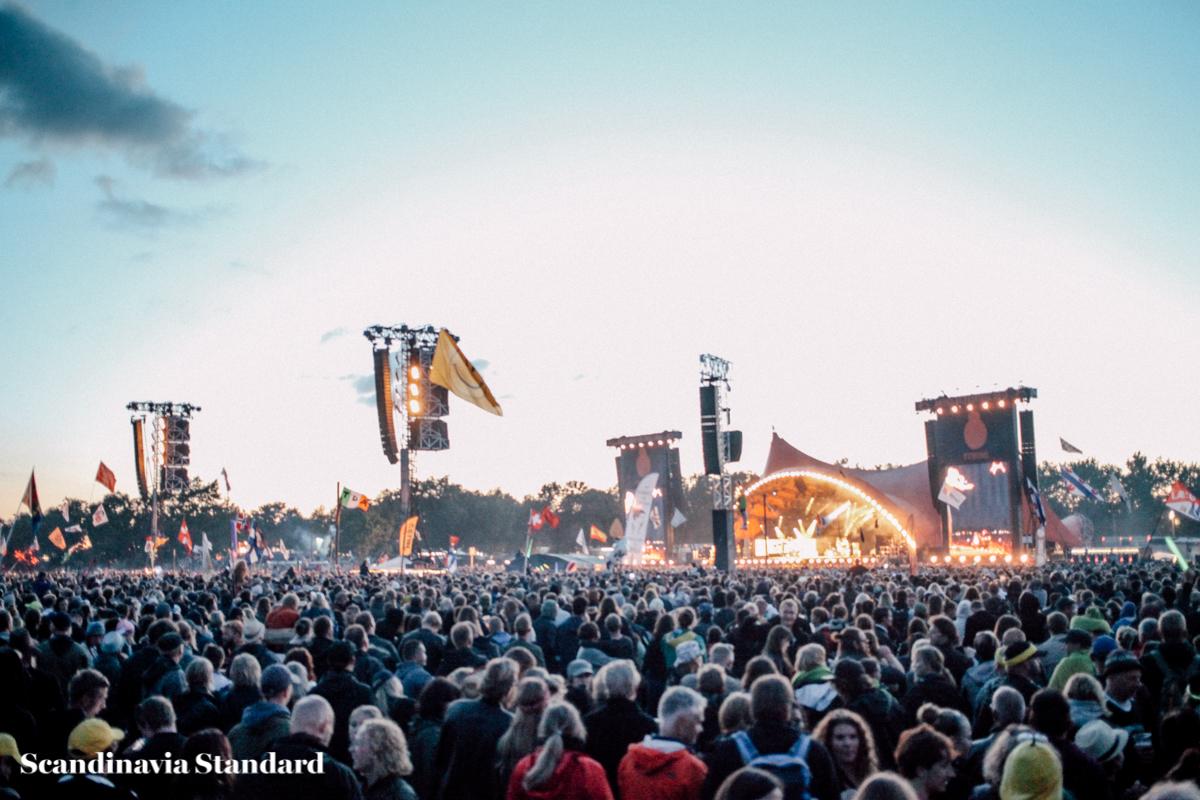 Roskilde Orange Stage | Scandinavia Standard