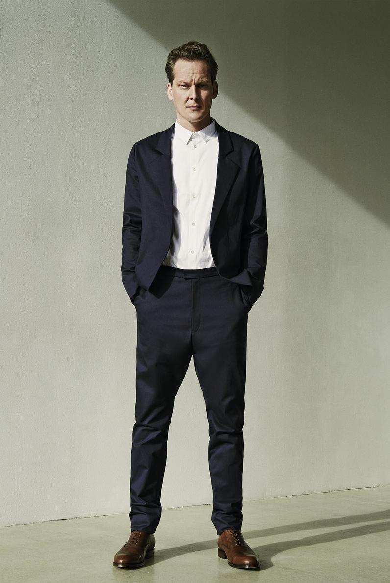 Maja Brix Suit - Sustainable Fashion Scandinavia   Scandianvia Standard