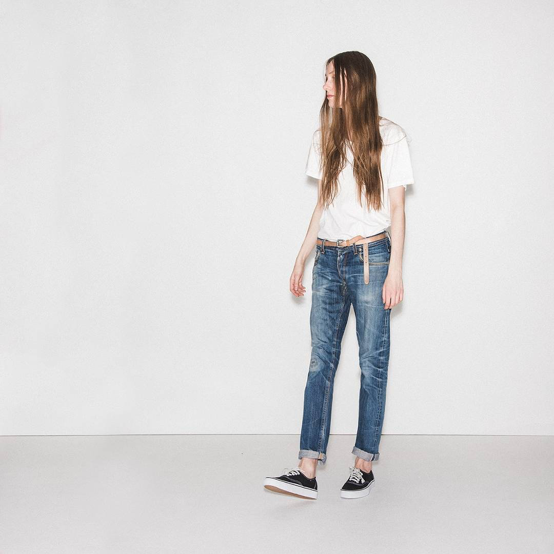Nudie Jeans Collage | Scandinavia Standard