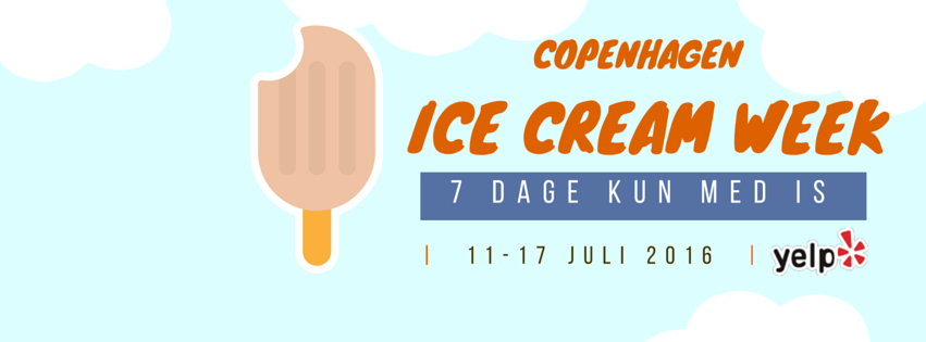 ice cream week - july 2016