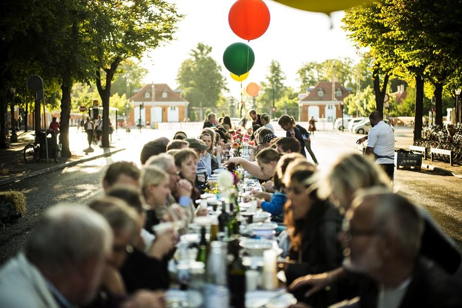 5. Frederiksberg Harvest Feast
