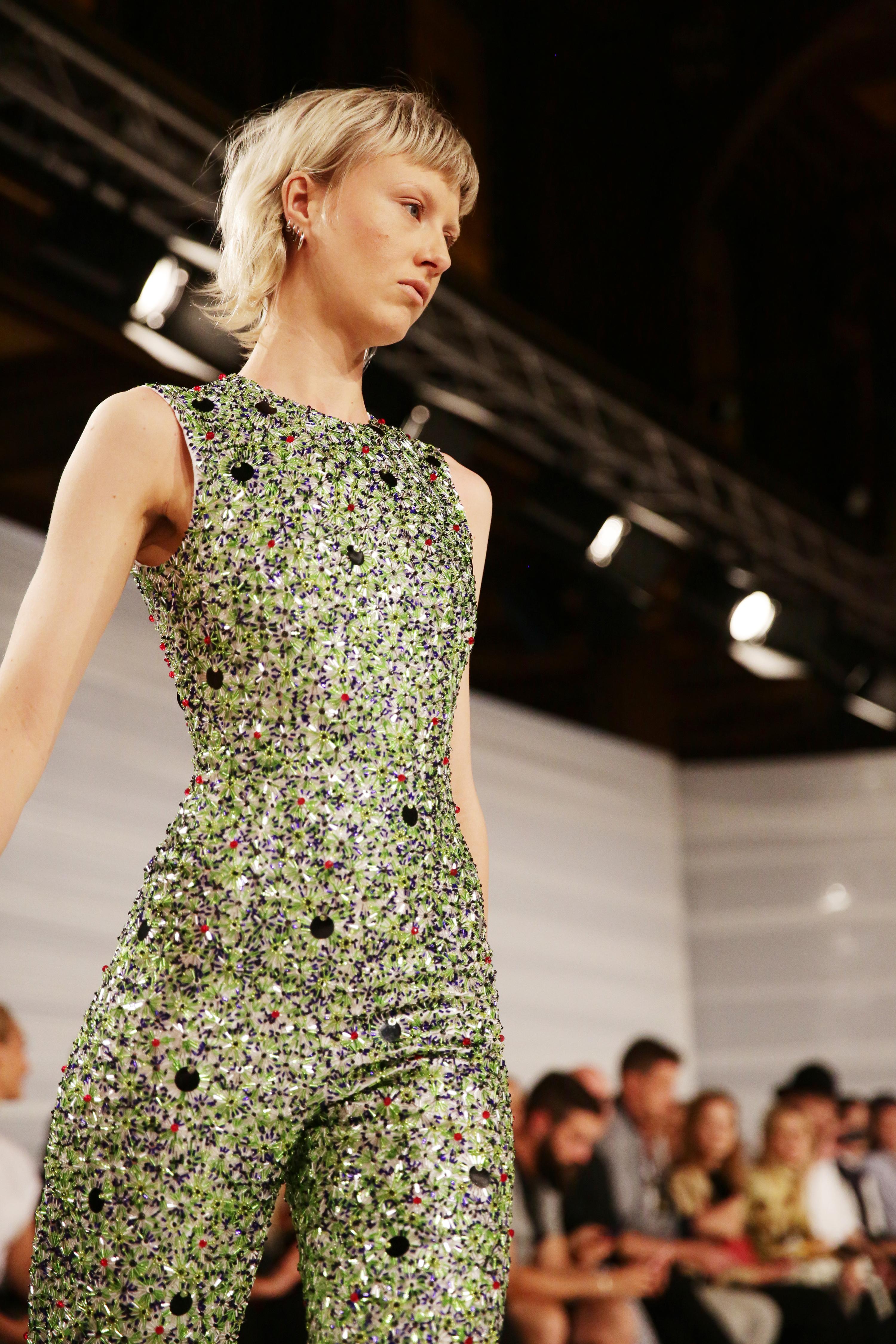 GLITTER & SPARKLE | Trendt Trend Report Copenhagen Fashion Week SS17 | Scandinavia Standard