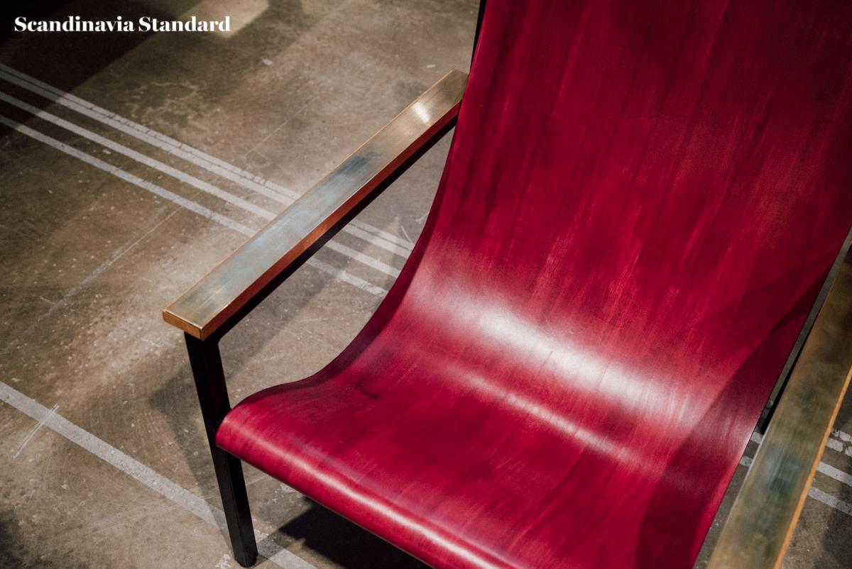 Moon Chair by Sixten-Erfurt