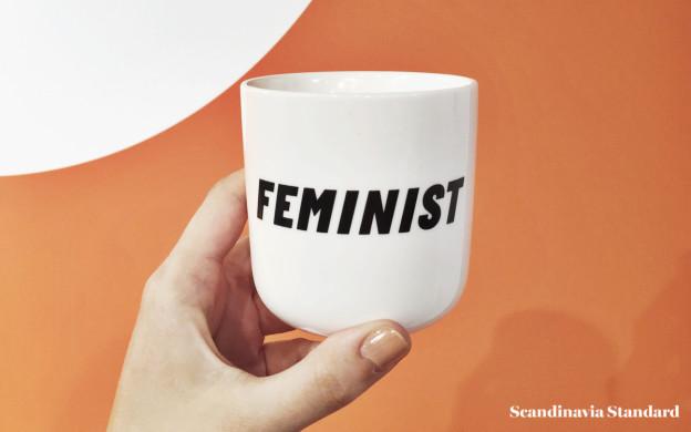 Playtype Feminist Mug