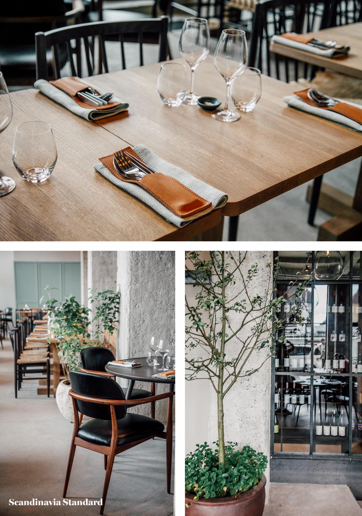 Restaurant 108 - Collage 1 - Copenhagen | Scandianvia Standard