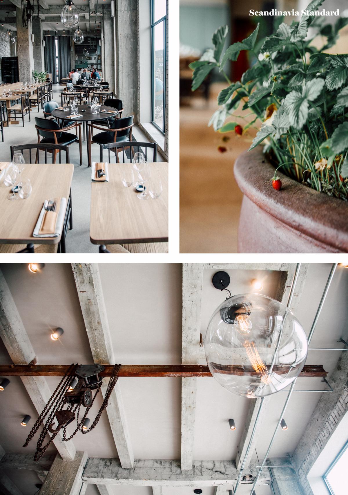 Restaurant 108 - Collage 2 - Copenhagen | Scandianvia Standard