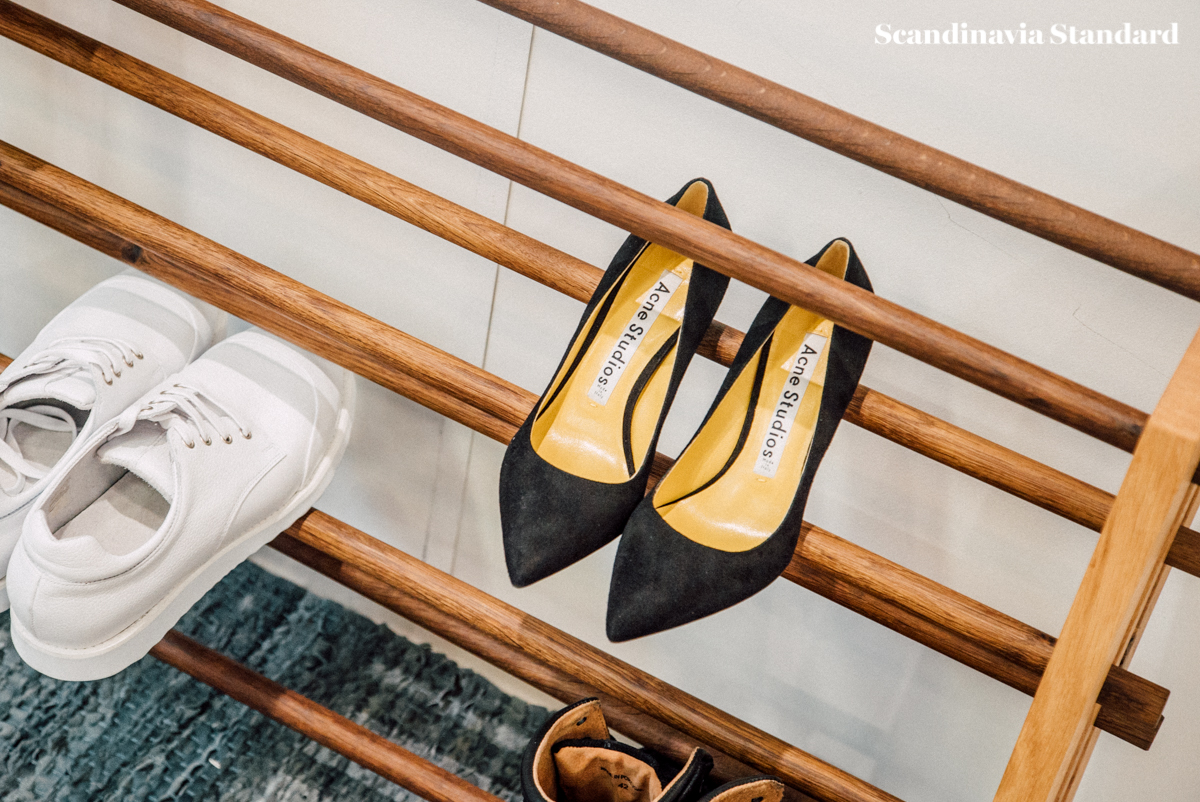 Shoe Rack by Roon & Rahn