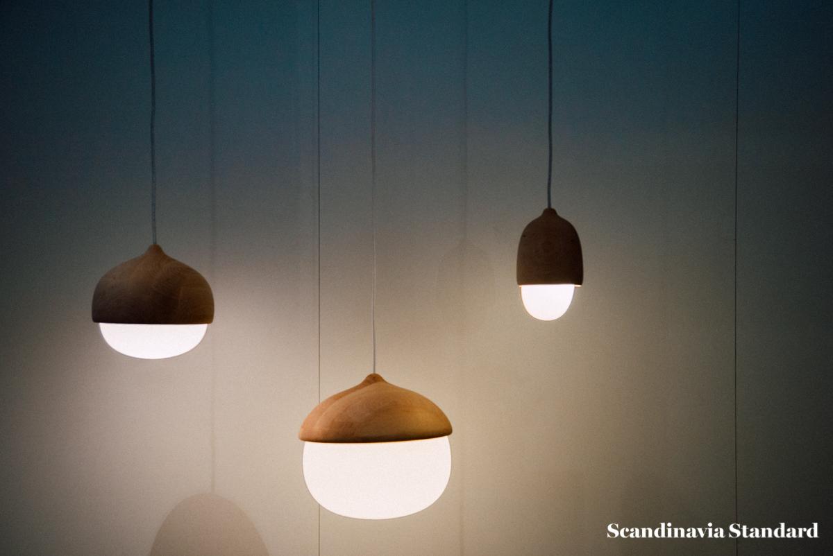 Terho Lamp by Mater