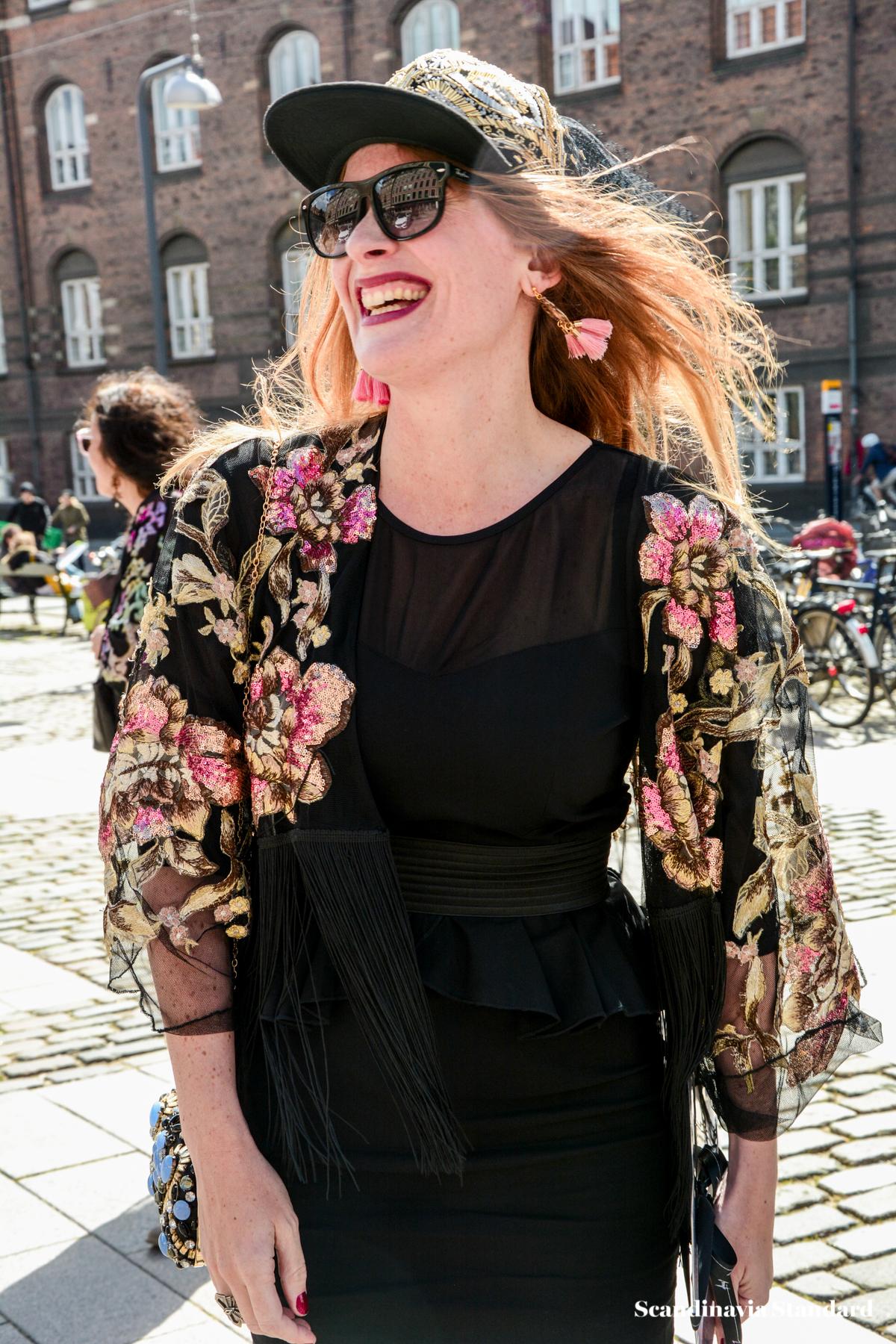 The Best Copenhagen Fashion Week Street Style SS17 | Scandinavia Standard - 2