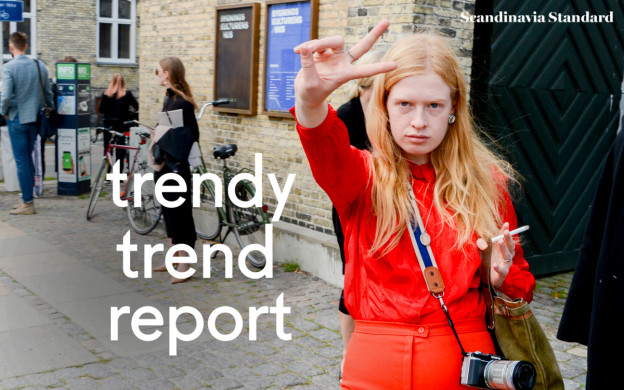 Trendy Trend Report Copenhagen Fashion Week SS17