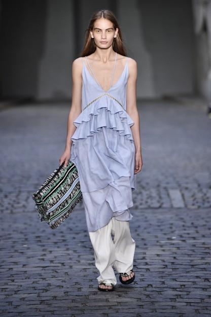 FLOWING SILKS   Trendt Trend Report Copenhagen Fashion Week SS17   Scandinavia Standard