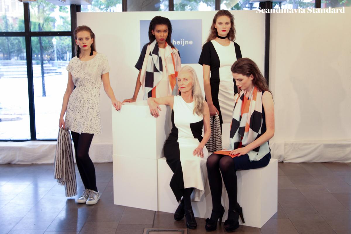 Scandi Minimalist | Trendy Trend Report Stockholm Fashion Week SS17 | Scandinavia Standard