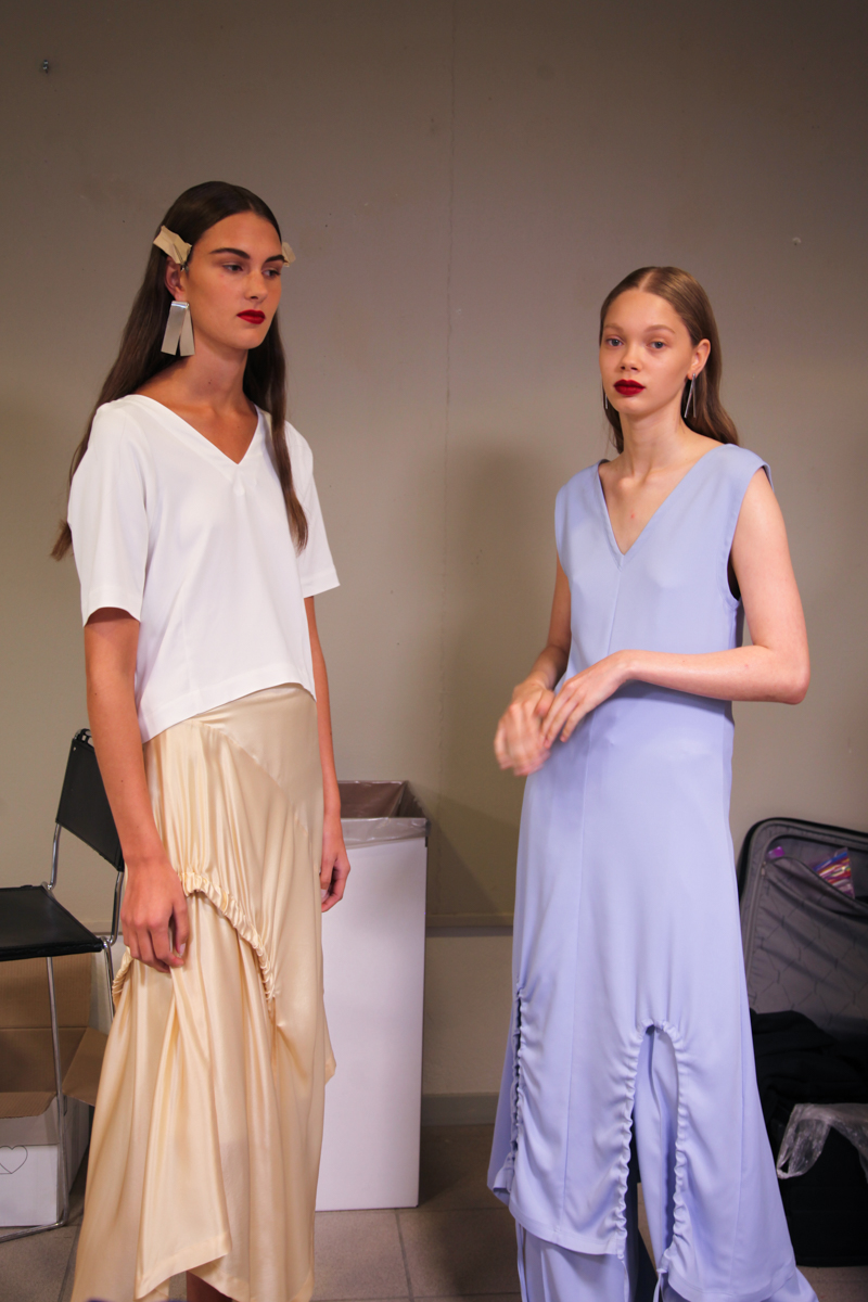 Scandi Minimalist | Trendy Trend Report Stockholm Fashion Week SS17 | Scandinavia Standard