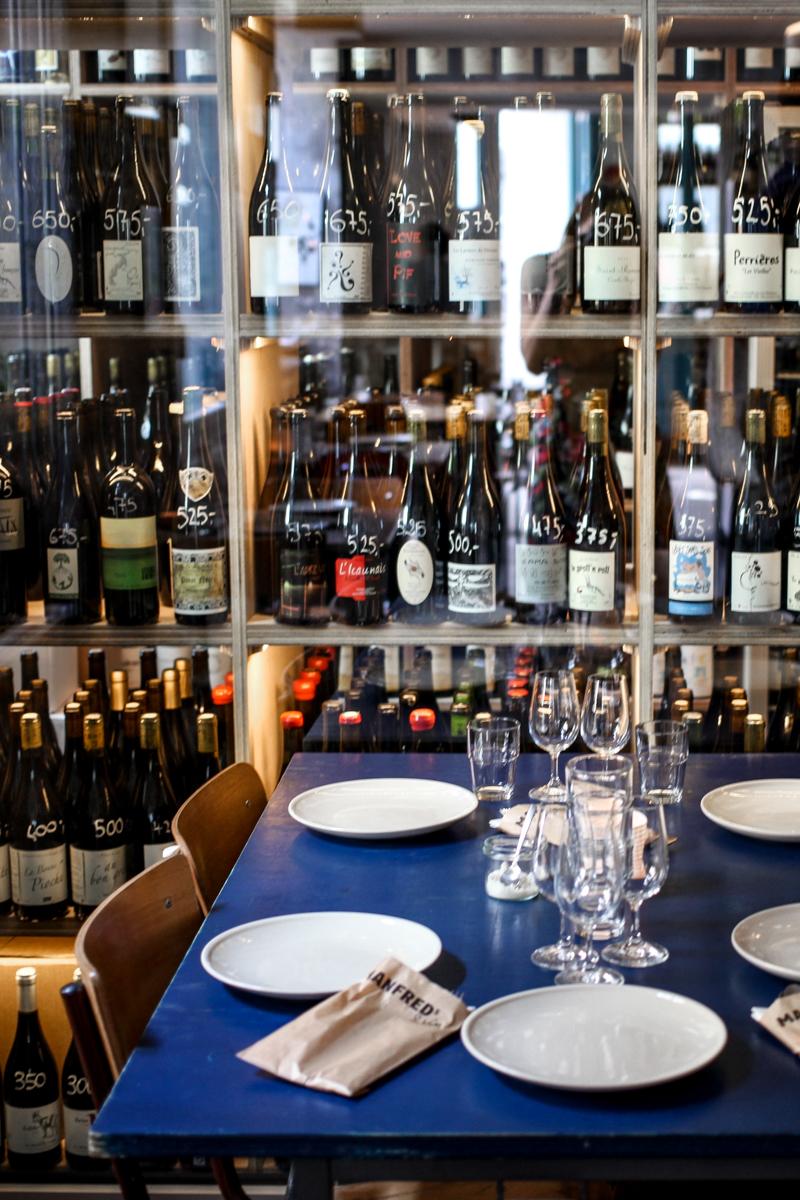 Manfred's og Vin | Scandinavian Standard