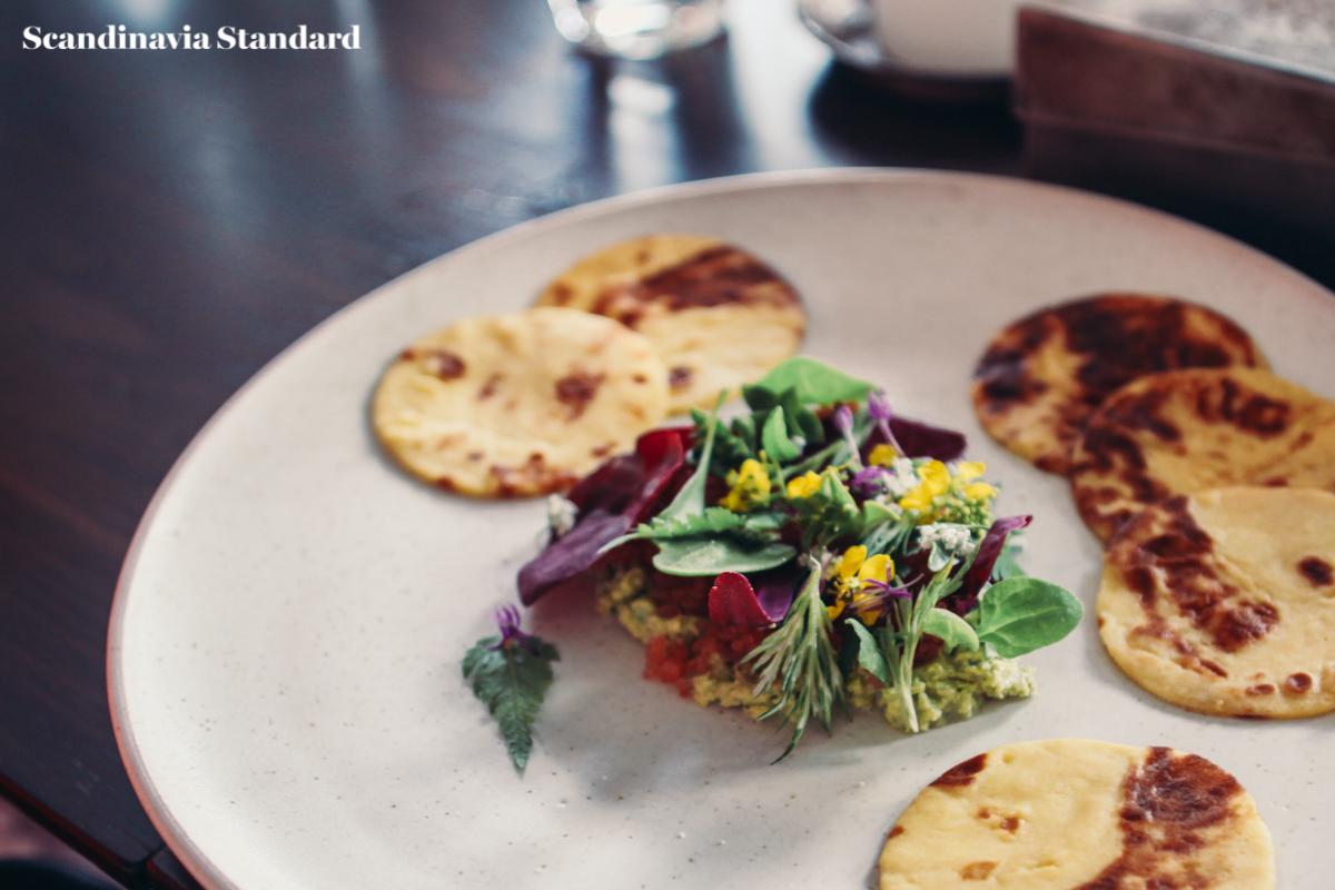Amass Restaurant | Scandinavian Standard
