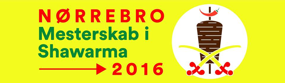 NØRREBRO SHAWARMA - SEPT 2016