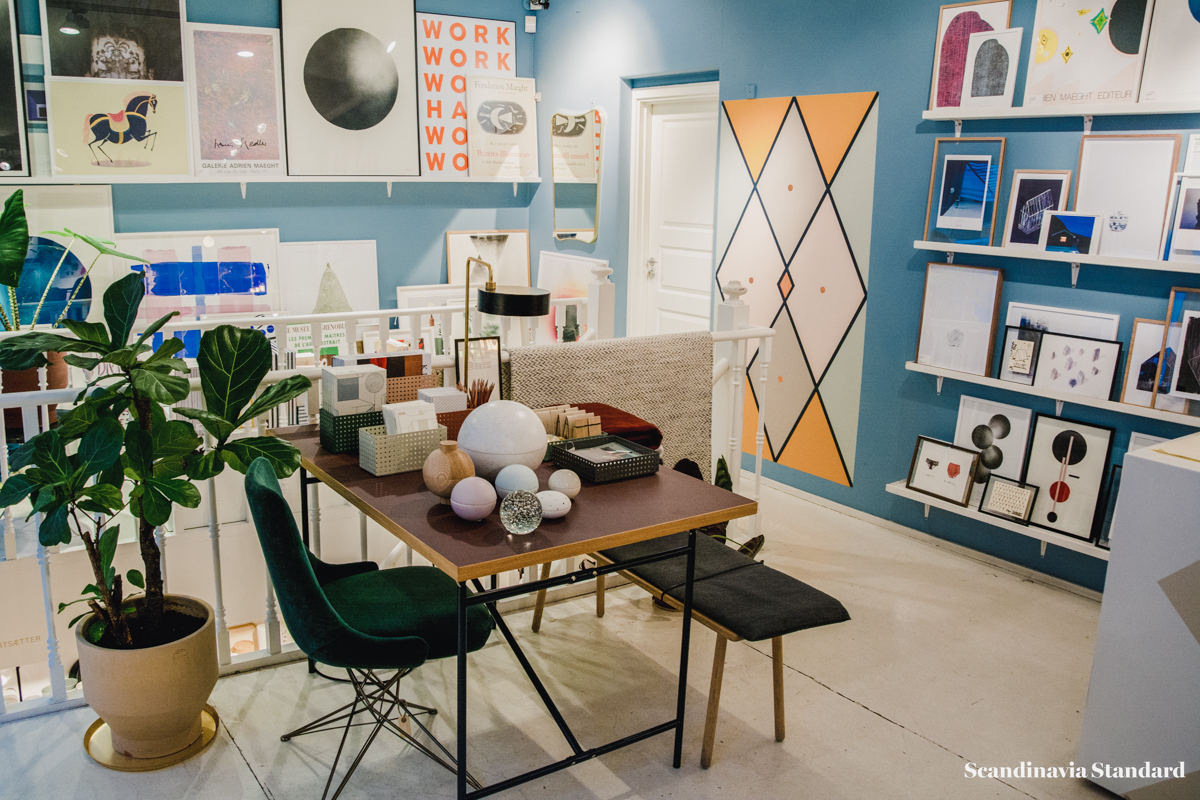 Scandi Six - Interior Design Shops In Copenhagen - Stilleben - Scandinavian Standard