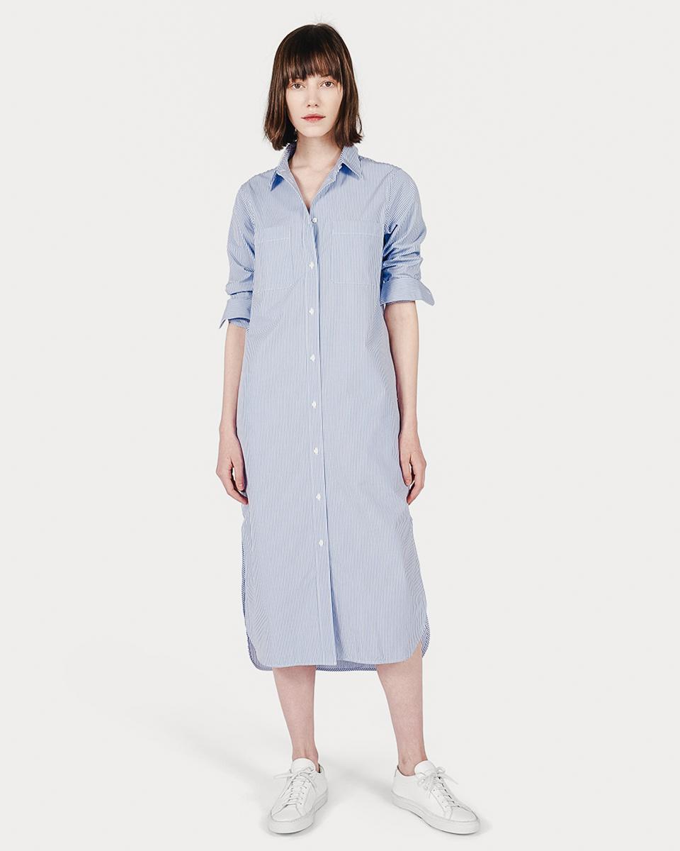 the-striped-cotton-poplin-shirt-dress-everlane