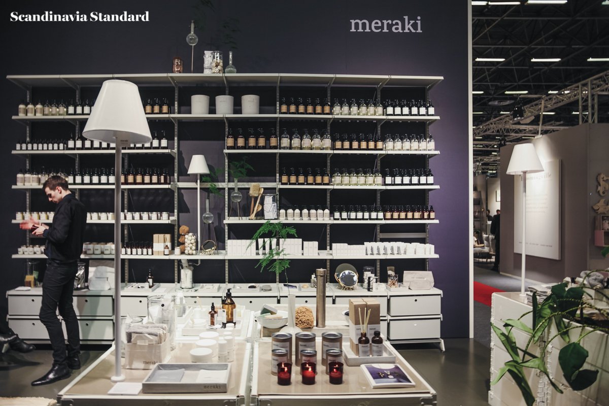 Meraki   Scandinavia Standard