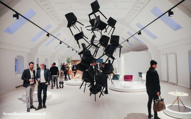 Fredericia Furniture Showroom Copenhagen | Scandinavia Standard