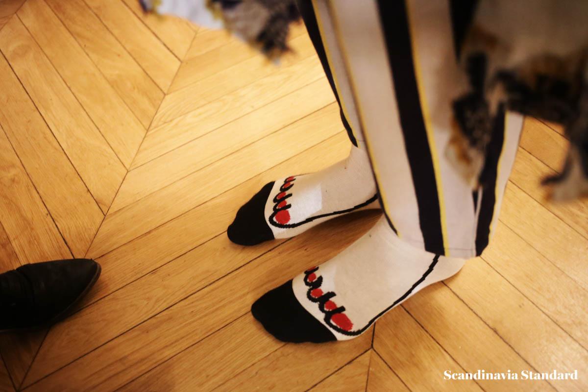 Henrik Vibskov AW17 Paris Fashion Week--19
