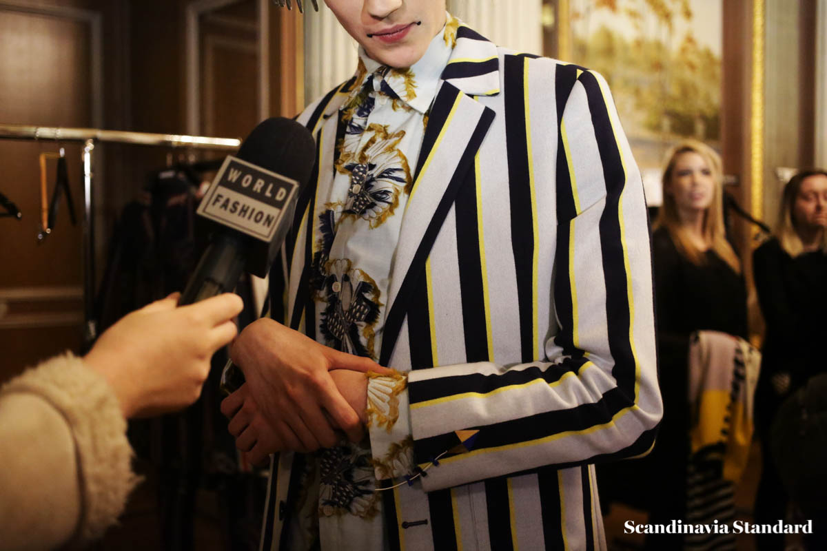 Henrik Vibskov AW17 Paris Fashion Week--20