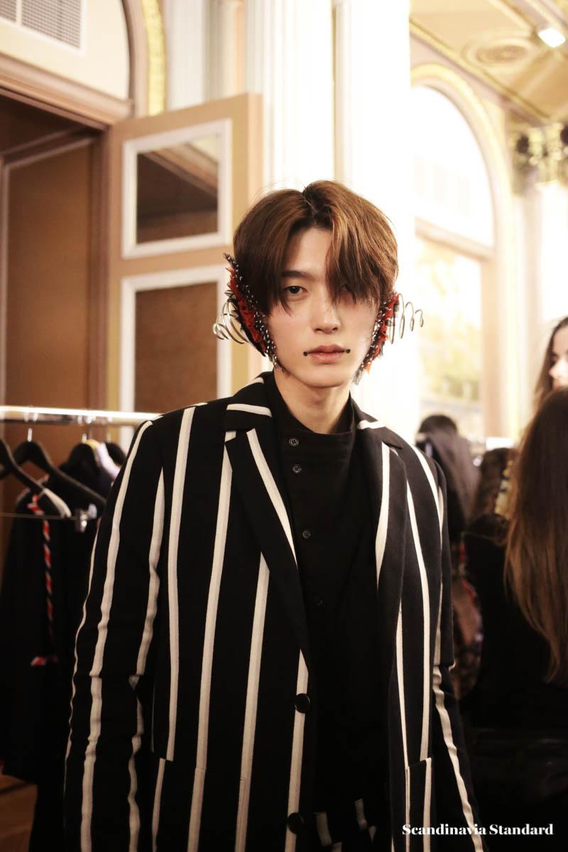 Henrik Vibskov AW17 Paris Fashion Week--8