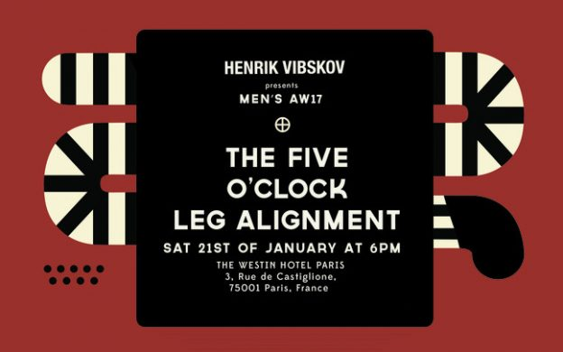 Henrik Vibskov Watch It Live Paris Fashion Week | Scandinavia Standard
