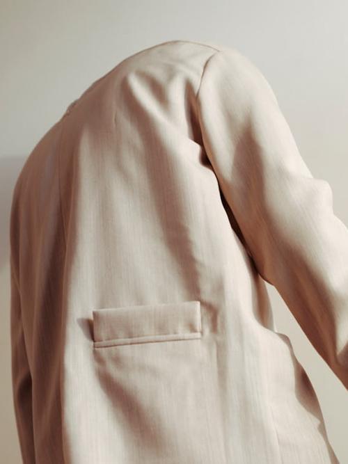 LAZOSCHMIDL beige jacket