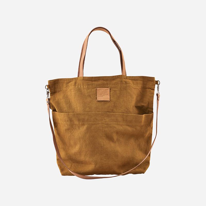 bag--solid--mustard--38x42x10-cm--100--cotton
