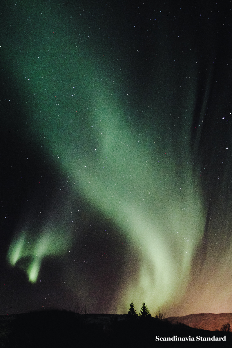 2nd Northern Lights - G&T Weekends | Scandianvia Standard