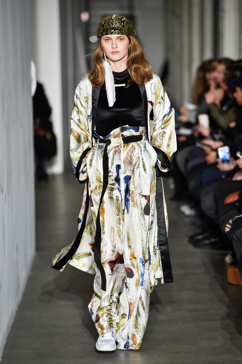 Astrid Andersen |Trendy Trend Report: Scandinavian Fashion Weeks AW17 | Scandinavia Standard
