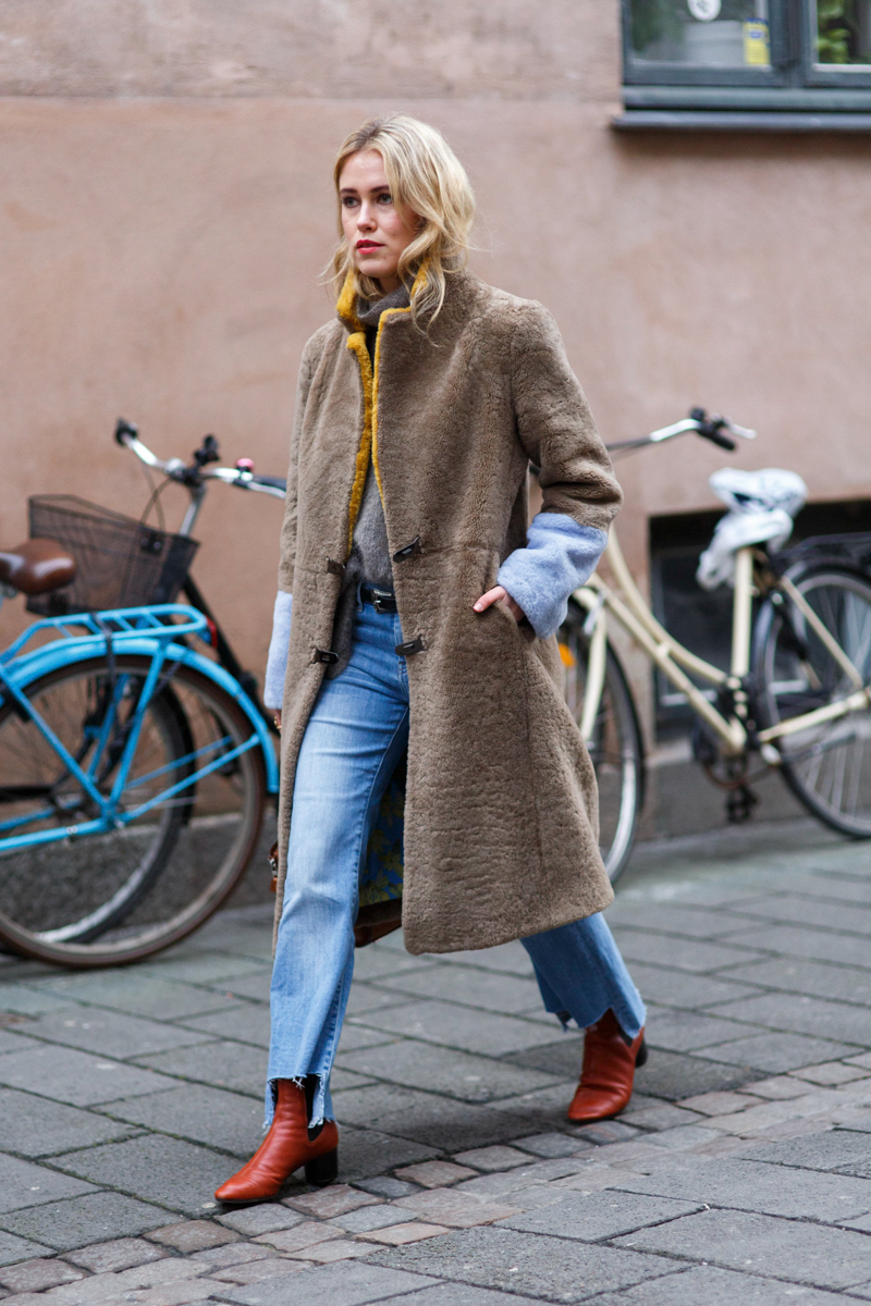 The Best of Copenhagen Fashion Week Street Style AW17 | Scandinavia Standard