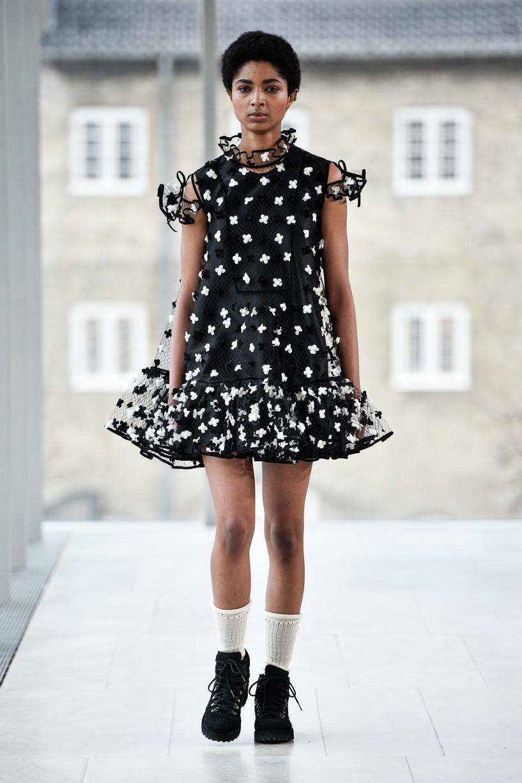Cecilie Bahnsen | Trendy Trend Report: Scandinavian Fashion Weeks AW17 | Scandinavia Standard