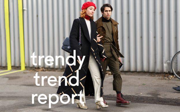 Copenhagen Fashion Week Trendy Trend Report AW17