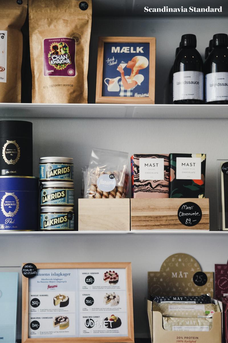 Hansens Is Organic Danish Ice Cream Copenhagen - IMG_6068